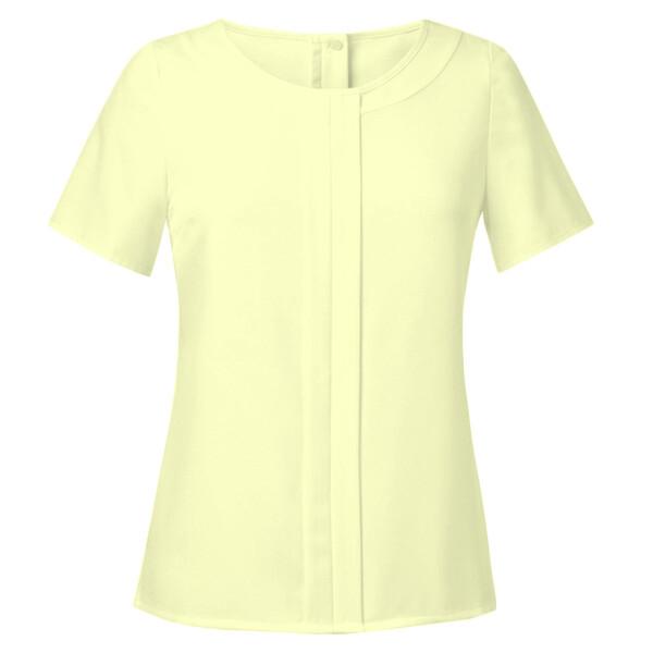 afc4aee6e5e26 Women s Felina crepe de chine short sleeve blouse Not Just T-Shirts