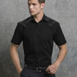 Men's Short Sleeve Business Shirt Thumbnail