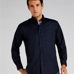 Men's Workwear Oxford Long Sleeve Shirt Thumbnail