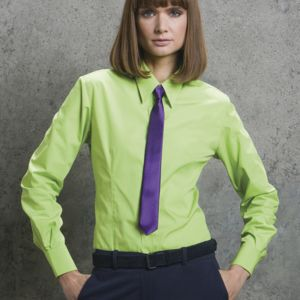 Ladies' Long Sleeve Workforce Shirt Thumbnail