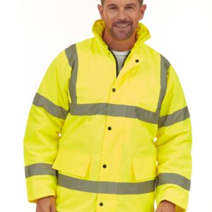 Hi-Vis Road Safety Jacket Thumbnail
