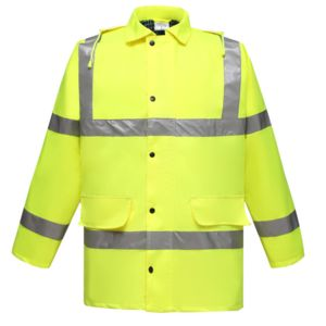 Hi-Vis Contractor Jacket Thumbnail