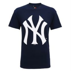 New York Yankees large logo t-shirt Thumbnail