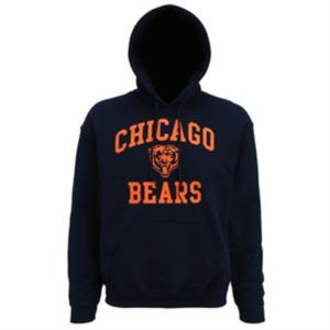 Chicago Bears large graphic hoodie Thumbnail