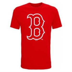 Boston Red Sox large logo t-shirt Thumbnail