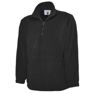 Premium ¼ Zip Micro Fleece Jacket Thumbnail