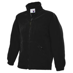 Childrens Full Zip Micro Fleece Jacket Thumbnail
