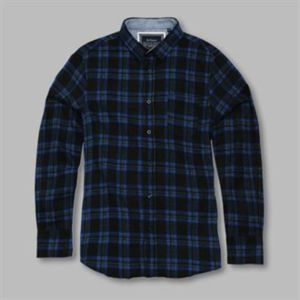 Duffey - long sleeve check shirt Thumbnail