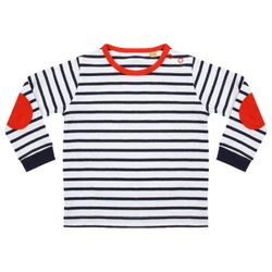 Striped long sleeved t-shirt Thumbnail
