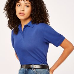 Ladies' Klassic Superwash Polo Thumbnail