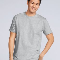 Premium Cotton Ring Spun T-Shirt Thumbnail