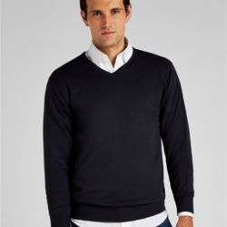 Men's Arundel Long Sleeve V-Neck Sweater Thumbnail