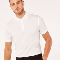 Kustom Kit Mens Slim Fit S/S Polo Thumbnail