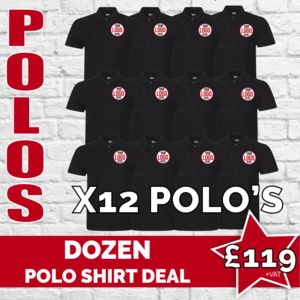 Dozen Polo Shirt Deal Thumbnail