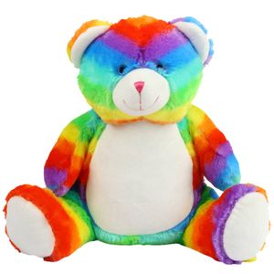 Zippie rainbow bear Thumbnail
