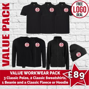 Value Workwear Pack Thumbnail