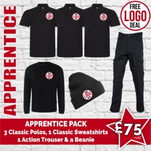 Apprentice Workwear Pack Thumbnail